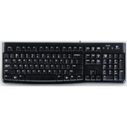 Image of LOGITECH KEYBOARD K120 - ITA - USB