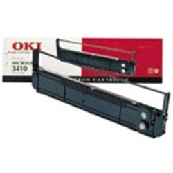Image of OKI 09002308 - CARTUCCIA NASTRO NERO ML3410 Cartuccia nastro nero - COMPATIBILE CON: ML 3410 - 09002308 - 09002308
