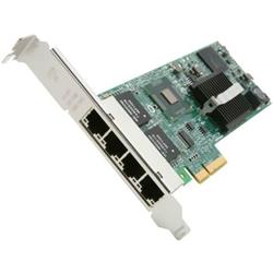 Image of FUJITSU SCHEDA DI RETE INTEL QUAD PORT 4 X GIGABIT