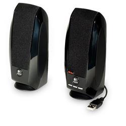 Image of LOGITECH SPEAKERS S150 - BLACK - USB - WW - EU