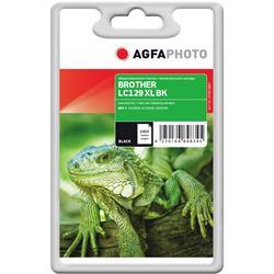 Image of ORIGINAL Agfa Photo Cartuccia d'inchiostro nero APB129BD ~2400 Seiten 50ml Agfa Photo LC129XLBK