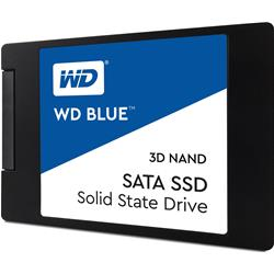 Image of WESTERN DIGI WD BLUE 1TB SSD 2.5 SATA 3DNAND