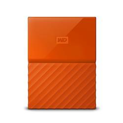 Image of WESTERN DIGI MY PASSPORT 1TB ORANGE