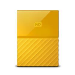 Image of WESTERN DIGI MY PASSPORT 1TB YELLOW