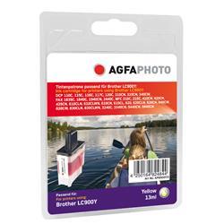 Image of ORIGINAL Agfa Photo Cartuccia d'inchiostro giallo APB900YD Agfa Photo ~400 Seiten 13ml Agfa Photo LC-900y