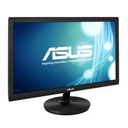 Image of ASUS LED 21.5 WIDE/50MIL:1/1920X1080/200CD/5MS/VGA/DVI