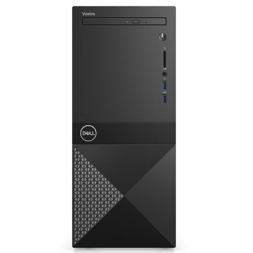 DELL VOSTRO 3670 MT/I3-8100/4GB/1TB/W10HOME/1Y CAR