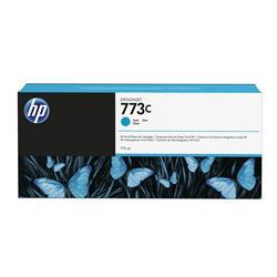 Image of HP INC. HP 773C 775-ML CYAN INK CARTRIDGE