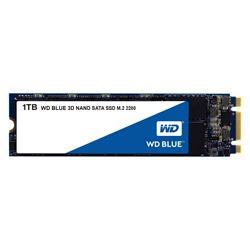 Image of WESTERN DIGI WD BLUE 1TB SSD 2.5 M2 3DNAND