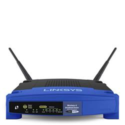 Image of LINKSYS ACCESS POINT GATEWAY ROUTER WIRELESS 54MBPS LINUX