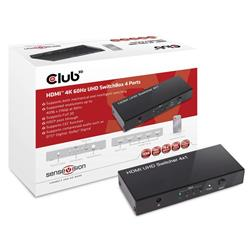 Image of CLUB3D HDMI 2.0 4X1 SWITCH