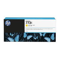 Image of HP INC. HP 773C 775-ML YELLOW INK CARTRIDGE