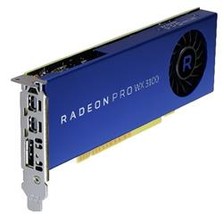 Image of        DELL RADEON PRO WX 3100,4GB,DP,2 MDP,(PRECISION 3420)