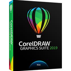 Image of CO - COREL CORELDRAW GRAPHICS SUITE 2019 MAC ESD