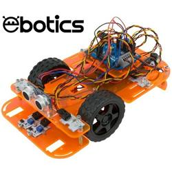 Image of EBOTICS CODE & DRIVE ROBOTICS & PROGRAMMING KIT DIY CAR ROBOT