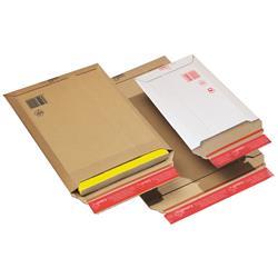 Image of ORIGINAL ColomPac Articoli da ufficio CP 010.03 Versandtasche (A4) Busta ColomPac® , in cartone ondulato marrone, DIN A4, contenuto 1 pezzo
