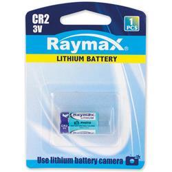 Image of · Batterie Raymax al litio per macchine fotografiche digitali, analogiche, compatte e reflex· Voltaggio: 3V (CR123A, CR2)· Ampia temperatura operativa: da -40°C a + 85°C· Alte prestazioni e lunga durataCaratteristiche&m