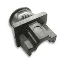 Image of · Tappi in gomma proteggipolvere per prese modulari· Formato: RJ45· Colore Nero