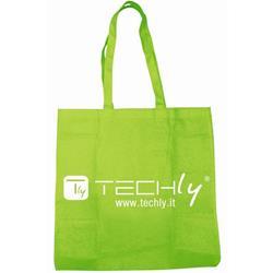 Image of · Shopping Bag riutilizzabile· Sostituisce i sacchetti di carta e plastica· Una volta ripiegato può essere tenuto in macchina a portata di mano per eventuali acquisti· Dai il tuo contributo nella tutela dell ambienteSpec