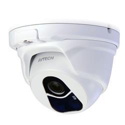 Image of IC-DGC1124AX è una telecamera dome a tre assi, adatta sia ad installazione a soffitto che a parete. La distanza di trasmissione IR raggiunge 25 metri in zone non illuminate e, per questo, risulta ideale per l utilizzo in fabbriche o magazzini.La cu