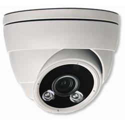 Image of IC-AVM420U è una telecamera dome da 2 Megapixel a tre assi, adatta sia ad installazione a soffitto che a parete. La distanza di trasmissione IR raggiunge 20 metri in zone non illuminate e, per questo, risulta ideale per l utilizzo in fabbriche o ma
