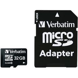 Image of Le schede di memoria form factor più piccole attualmente disponibili sono le microSDHC/SDXC, progettate specificamente per telefoni cellulari. Questa sottile scheda di memoria consuma molto poco, non compromettendo quindi, la durata della batteria