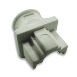 Image of · Tappi in gomma proteggipolvere per prese modulari· Formato: RJ45· Colore Bianco· 1 pezzo