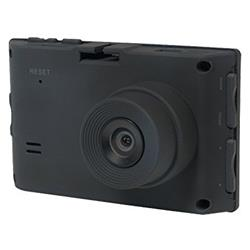 Image of · Telecamera per auto in grado di filmare costantemente i viaggi· Utile in caso di incidente, per la sorveglianza del veicolo o semplicemente per puro svago· LCD: risoluzione TFT da 2,4 320x240 px· Sensore di immagine: 1/4 CMOS