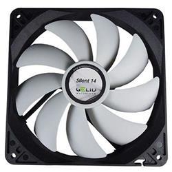 Image of ICPU-GE-SIL14 fornisce un ulteriore flusso d aria senza aumentare i livelli di rumore ed ad un prezzo accessibile. Ogni ventola è stata bilanciata singolarmente utilizzando le più moderne tecnologie per garantire un funzionamento costante. C
