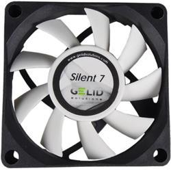 Image of ICPU-GE-SIL7 fornisce un ulteriore flusso d aria senza aumentare i livelli di rumore ed ad un prezzo accessibile. Ogni ventola è stata bilanciata singolarmente utilizzando le più moderne tecnologie per garantire un funzionamento costante. Ca