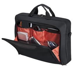 Image of Fai diventare la borsa per laptop Advance la tua borsa per tutti i giorni. Il suo profilo sottile, dal design contemporaneo, e il materiale a basso peso specifico rendono la borsa trasportabile senza sforzo. Dispone di uno scomparto spazioso, ben imbottit