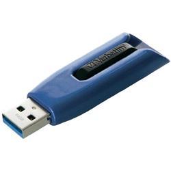 Image of Memoria dotata di un interfaccia USB 3.0 SuperSpeed che consente velocità di trasferimento dati fino a 175 MB/sec., per poter trasferire e salvare rapidamente file di grandi dimensioni di diversi tipi.Il connettore USB è retrattile e quindi