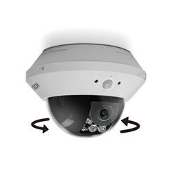 Image of IC-AVT1303 è una telecamera Dome CCTV con funzione di rotazione a 316° motorizzata. La distanza di trasmissione IR raggiunge i 20 metri per videosorveglianza 24 ore su 24 e, per questo, risulta ideale per l utilizzo in fabbriche o magazzini. Ca