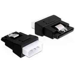 Image of Adattatore in grado di convertire l interfaccia degli alimentatori ATX comuni nel formato SATA per l alimentazione di unità SATA.Specifiche tecniche· Connettore di alimentazione per HDD SATA· Connettore: 15 pin SATA > 4 pinContenuto d