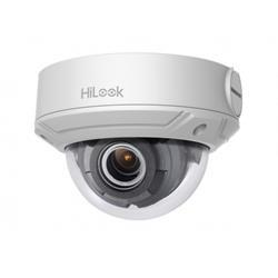 Image of · Sensore immagine: CMOS a scansione progressiva da 1/3· Risoluzione: 2560 × 1440 @ 20 fps· Obiettivo vari-focale manuale / motorizzato (con -Z) da 2,8 mm a 12 mm· H.265 +, H.265, H.264 +, H.264· Dual stream· WDR