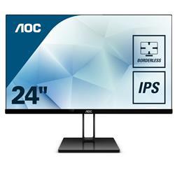 Image of AOC 23,8 16 9 1920X1080 75HZ 250CD/M HDMI DISPLAYPORT