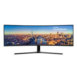 Image of SAMSUNG MONITOR SM-C49J890 49 QLED GAMING MONITOR D.PORT