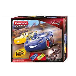 Image of PISTA GO!! CAR 3 RADIATOR 5,3 METRI CARRERA SPRINGS
