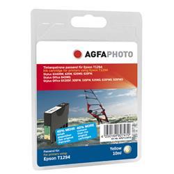 Image of ORIGINAL Agfa Photo Cartuccia d'inchiostro giallo APET129YD Agfa Photo ~665 Seiten 7ml Agfa Photo T1294 (C13T12944011)
