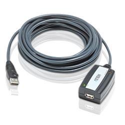 Image of · Aumenta la distanza del dispositivo USB fino a 5 metri· Conforme specifiche USB versione 2.0· Pienamente conforme alle specifiche elettriche USB e alle specifiche temporali per gli hub USB· Approvato USB IF· Nessun ali