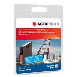 Image of ORIGINAL Agfa Photo Cartuccia d'inchiostro magenta APET061MD Agfa Photo ~370 Seiten 12ml Agfa Photo T0613 (C13T06134010)