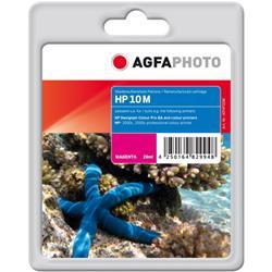 Image of ORIGINAL Agfa Photo Cartuccia d'inchiostro magenta APHP10M Agfa Photo ~1650 Seiten 28ml Agfa Photo 10 (C4843AE)