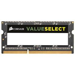Image of CORSAIR, RAM, SO-DIMM, DDR3, 4GB, 1333Mhz