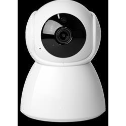 Image of La telecamera IC-YGN2003 è una telecamera IP dotata di connessione wifi e porta ethernet. Compatibile tramite App dedicata con IOS e Android permette una facile configurazione e grazie al motion detection èsempre possibile essere avvisati tr