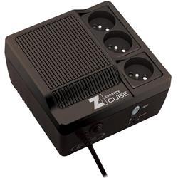 Image of ICUZ1400EX, con la sua tecnologia ad alta frequenza controllata da microprocessore, fornisce una protezione affidabile contro i disturbi e gli errori in una cosiddetta rete elettrica «convenzionale». È un UPS compatto a 3 prese e offre fino a 11 min. di t