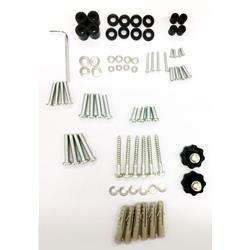 Image of · Kit utile per il montaggio delle staffe al muro o sul retro dello schermo · Comprende 4 viti M8 x 45 mm