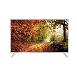 "Image of TV 32"" BOLVA 1366X768 HD WHITE - DVB T2/C/S- 3X HDMI,VGA,CUFFIA"