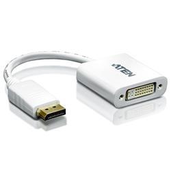 Image of IDATA VC-965 è un adattatore da DisplayPort a DVI che consente di collegare l uscita DisplayPort del dispositivo all ingresso DVI di una TV o altro schermo.Il VC965 offre una soluzione economica e allo stesso tempo una conversione del segnale a pre