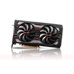 Image of Specifiche GPU: Radeon™ RX 5600 XT Graphics, 2nd Gen 7nm GPU, RDNA Architecture Processore Stream: 2308 Boost Clock fino a 1750 MHz Game Clock fino a 1615 MHz Clock di Memoria: 14 Gbps Supporto BIOS: Dual UEFI     Risoluzione massima Displ