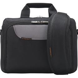 Image of Borsa – valigetta per laptop fino a 11.6L Advance ha tutto ciò che serve: scomparto laptop ben imbottito, una gamma di slot e tasche, tracolla ergonomica e a scomparsa, maniglia per aggancio a trolley.Questa elegante e resistente borsa &egrav
